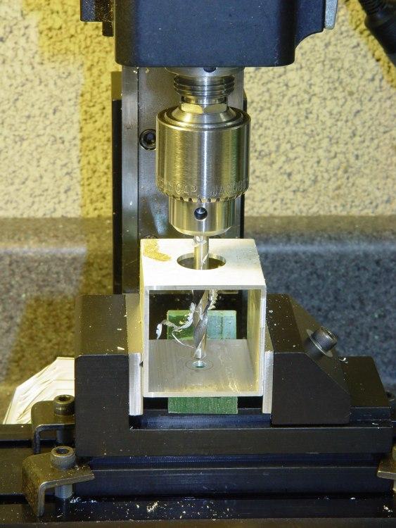 Drilling box beam