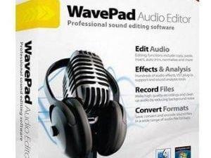 WavePad Sound Editor Masters 13.03 Serial Key & Crack [Latest 2021] Free Download
