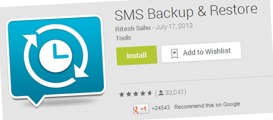 Image result for sms backup restore