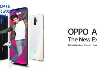 OPPO A5 (2020) UPDATE