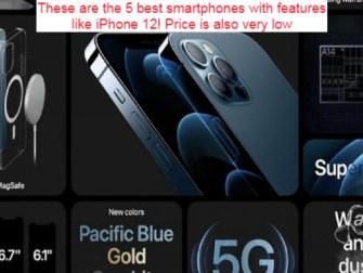 5 best smartphones