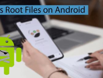 Root Files