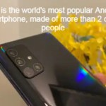 Oppo left Huawei behind for the first time, capturing them in the top 5