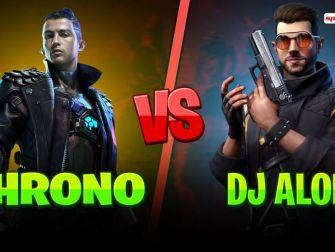 Chrono vs DJ Alok: