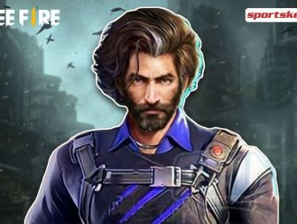 Awakened Andrew character in Free Fire: