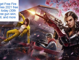 How to get Free Fire World Series 2021 free rewards today