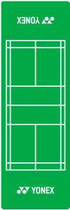 ヨネックスのトレーニングマット(AC512)の画像