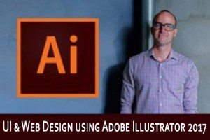Download UI & Web Design using Adobe Illustrator 2017