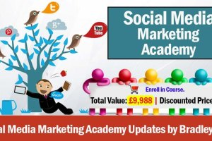 Download Social Media Marketing Academy Updates by Bradley Riley