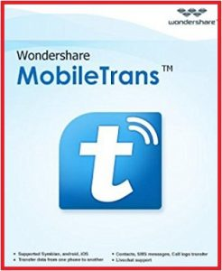 Wondershare mobiletrans Crack 2020 + Serial Key Free Download