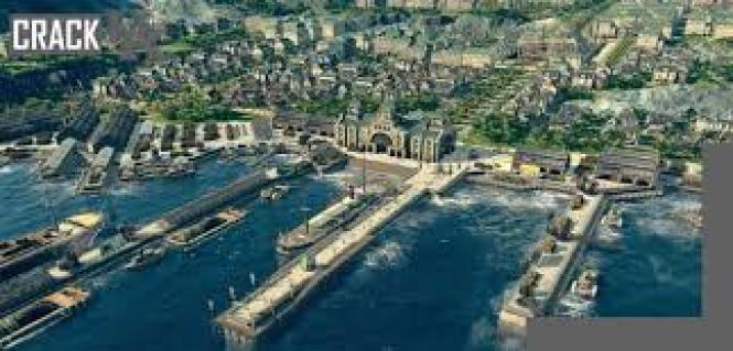 ANNO 1800 Latest Crack by Software2crack