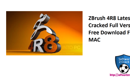 ZBrush 4R8 Latest Cracked Full Version Free Download For MAC