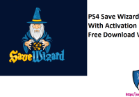 PS4 Save Wizard Crack With Activation Key Free Download Version