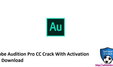 Adobe Audition Pro CC Crack With Activation Key Download