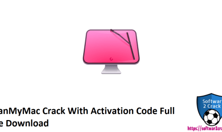 CleanMyMac Crack With Activation Code Full Free Download