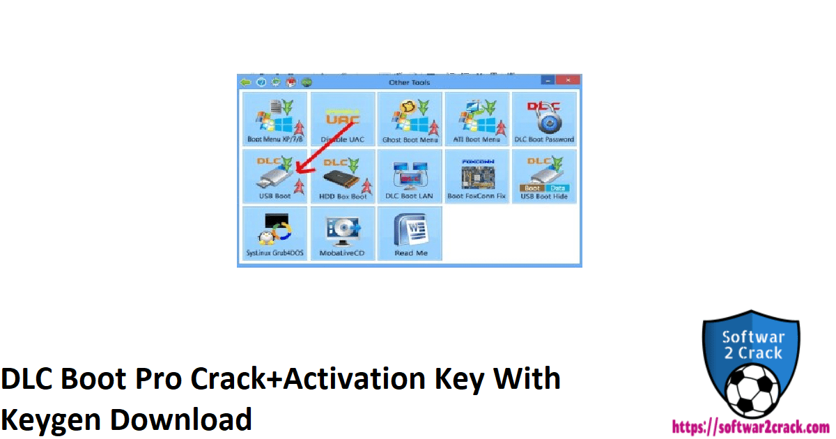 DLC Boot Pro Crack+Activation Key With Keygen Download