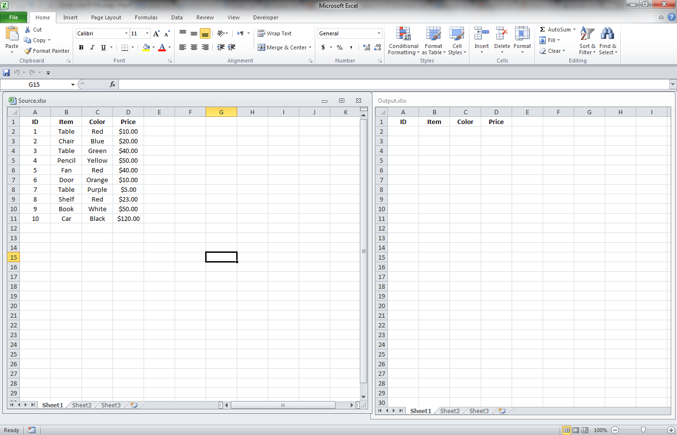 Excel Vba Worksheet Vs Workbook