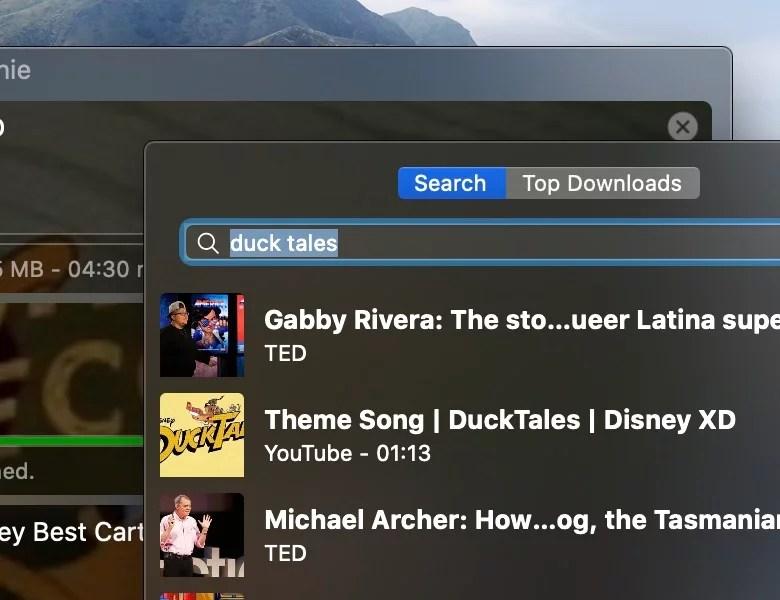 Downie 3.4.8 Mac 破解版 – 好用的在线视频下载工具-麦氪派(WaitsUn.com | 爱情守望者)