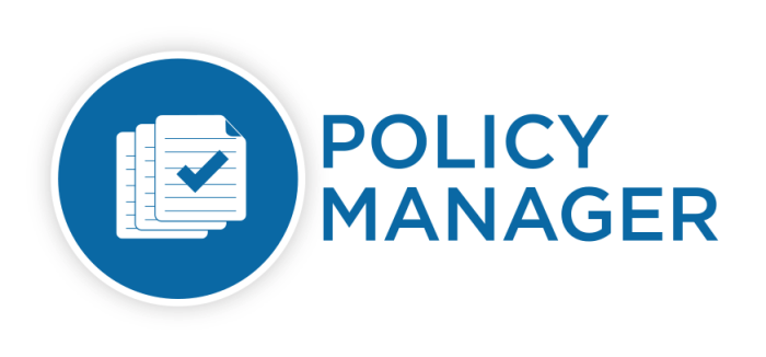 Policy Manager