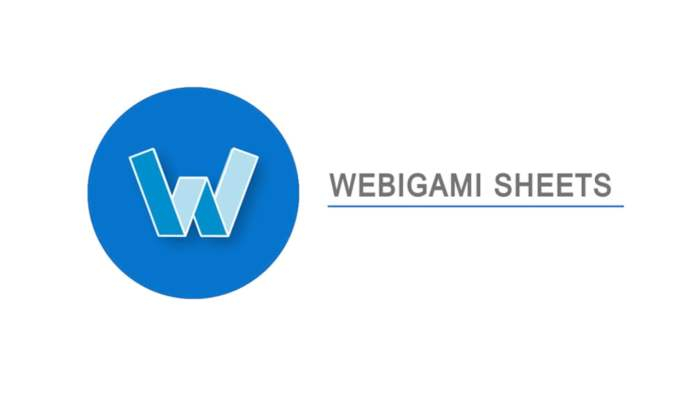 Webigami