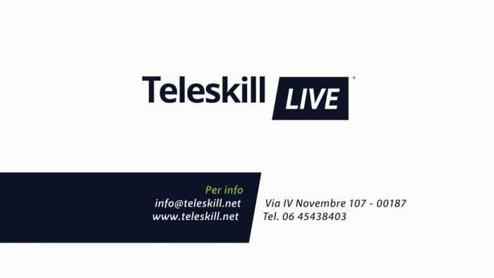 Teleskill Live