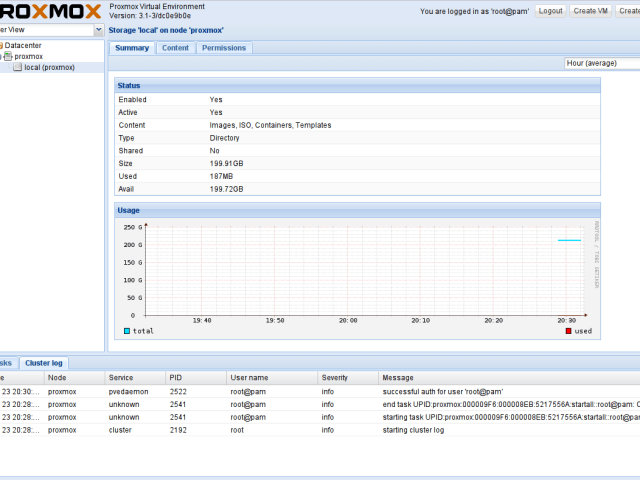 Download Proxmox 5.0 ISO