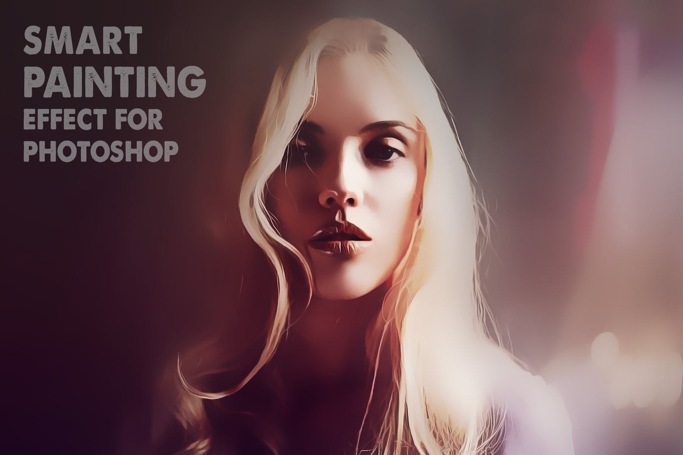 Smart Painting Effect for Photoshop