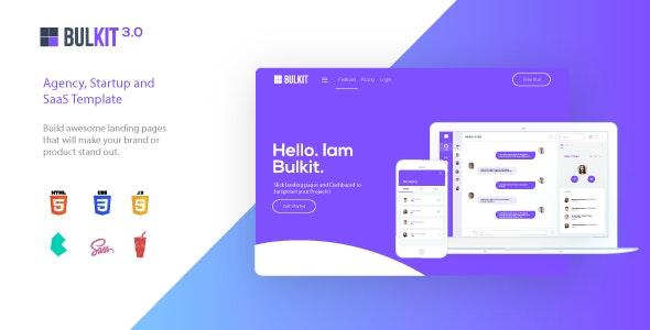 HTML Landing