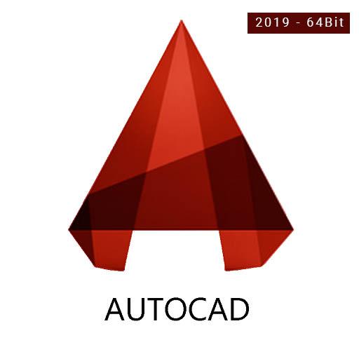 Autodesk Auto CAD LT 2019 - 64Bit