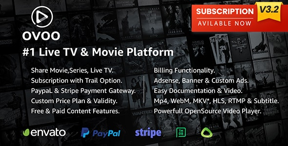 OVOO - video content management system