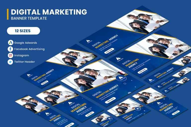 Digital Marketing Agency Google Adwords Banner