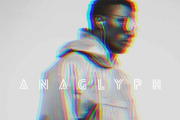Anaglyph 3D Photoshop Effect