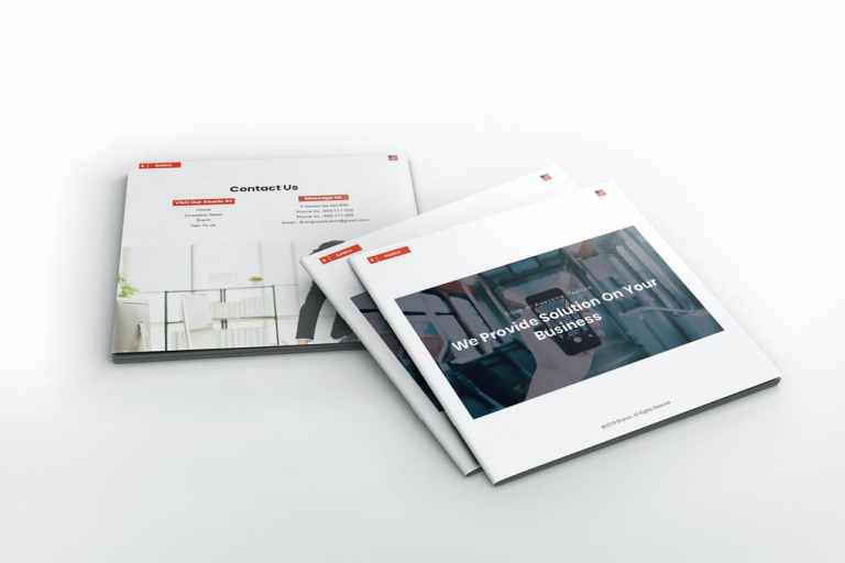 Branco Business Solution Square Brochure