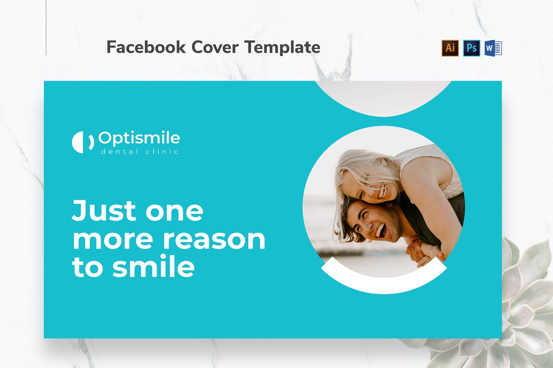 Dental Clinic Facebook Cover