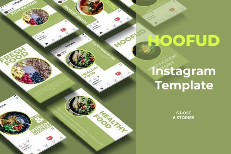 HOOFUD - Food Social Media Part.14