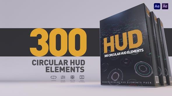 HUD 300