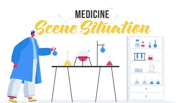 Medicine - Scene Situation