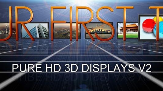 Pure 3D HD Display V2