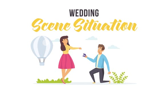 Wedding - Scene Situation