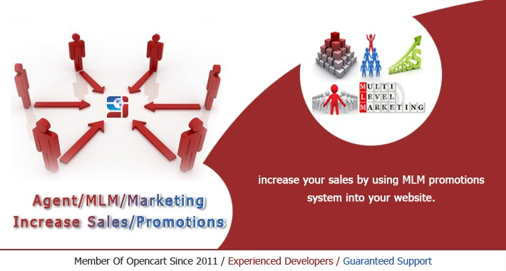 Multi Level Marketing - Network Marketing for OpenCart