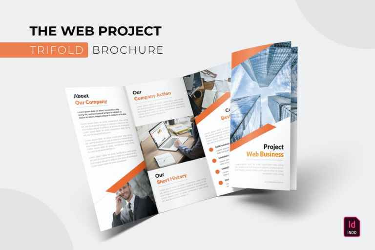 Web Project - Trifold Brochure
