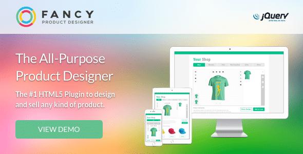 Fancy Product Designer - jQuery