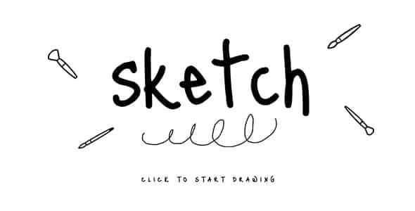 HTML5 Sketch Tool