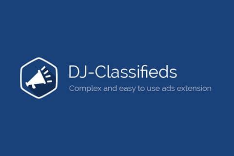 DJ-Classifieds v3.7.9 - message board for Joomla