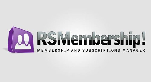 RSMembership! v1.22.14 - subscriptions for Joomla