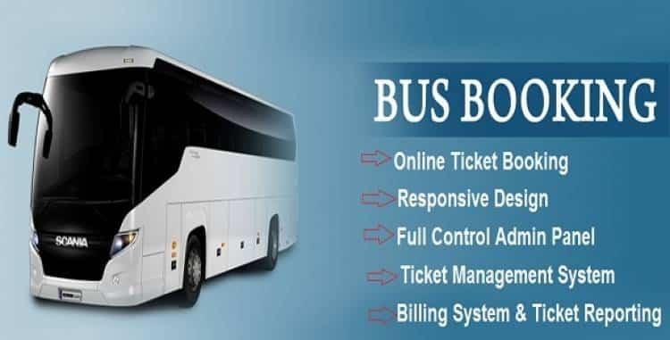 eBus v2.0 - online bus reservation system
