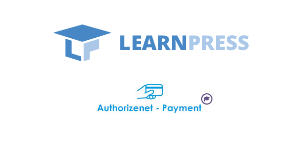 LearnPress – Authorize.Net Payment