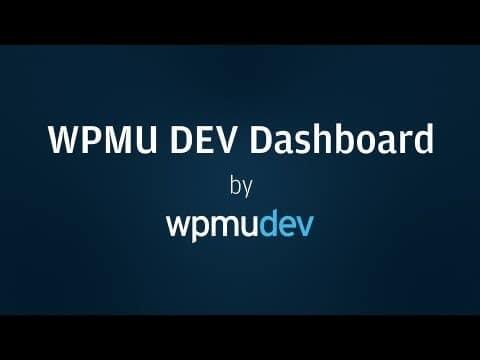 WPMU DEV Youtube Featured Video 1.1.1