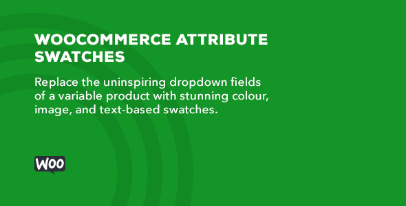 WooCommerce Attribute Swatches – Iconic