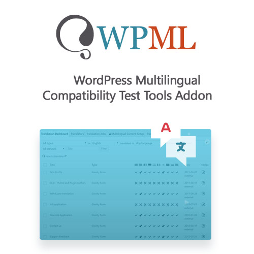 WordPress Multilingual Compatibility Test Tools